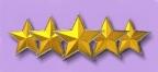 5 stars dropped