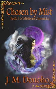Chosen by Mist Book 3