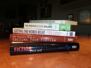 A few editing books that help