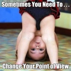 Change your point-of-view