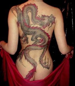 Dragon Tatt