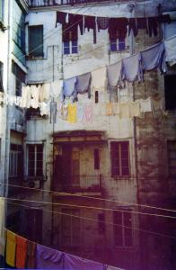 Laundry in Napoli