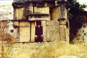 Anatolian burial site