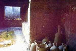 Ancient kitchen - Pompeii