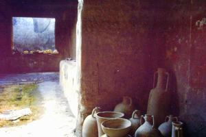 Ancient kitchen - Pompeii