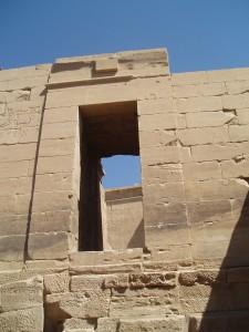 Egyptian passageways