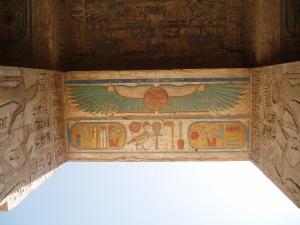 Portal to ancient Egypt