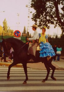 Seville April Fair