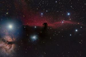 Horsehead Nebula by Dholakia